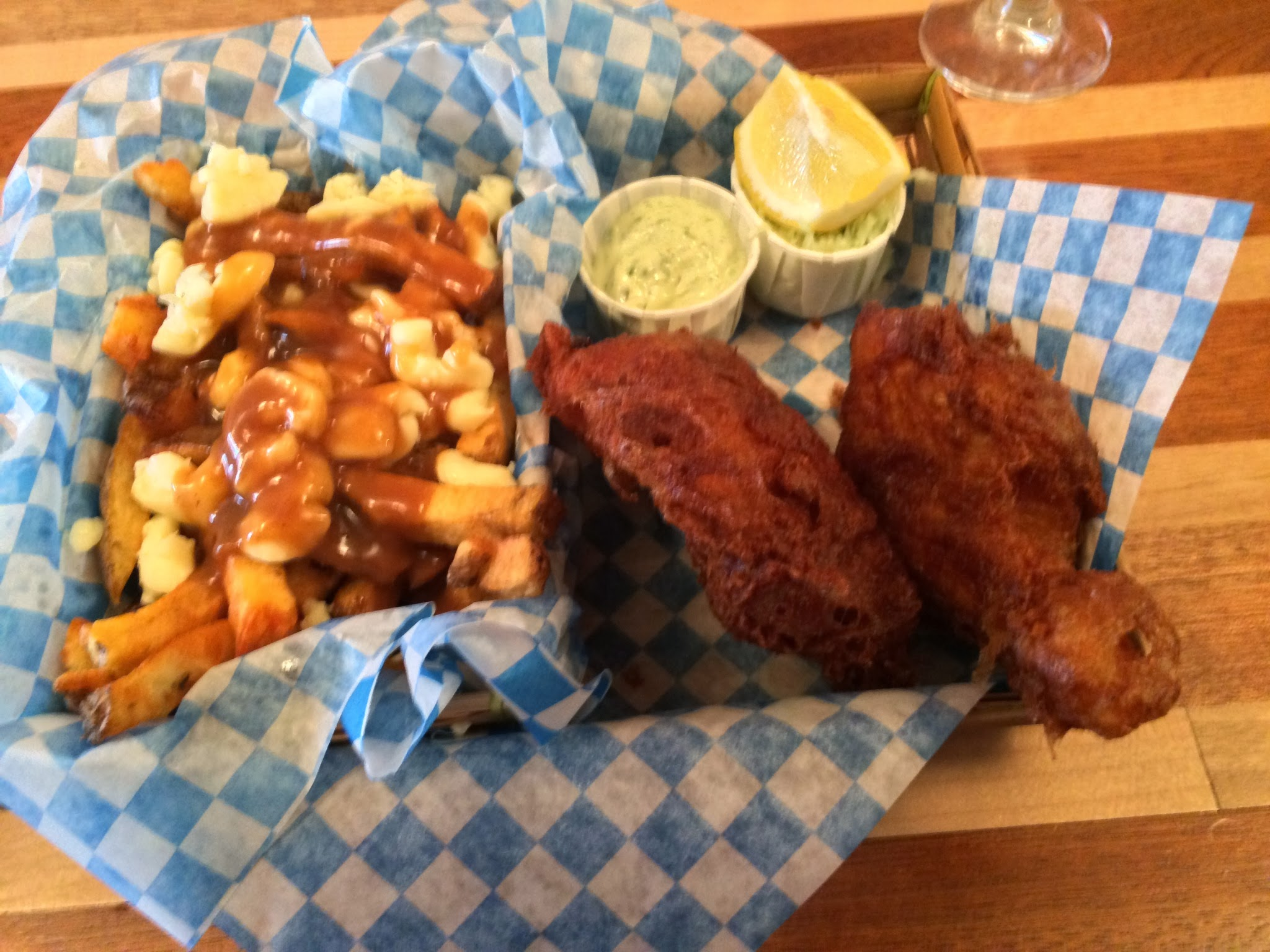 Comptoir 21: Possibly Montreal's Best Fish & Chips