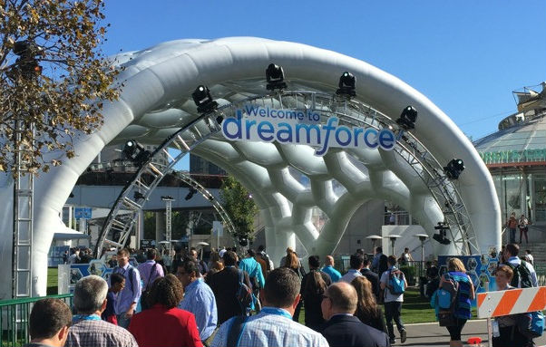Dreamforce hookup