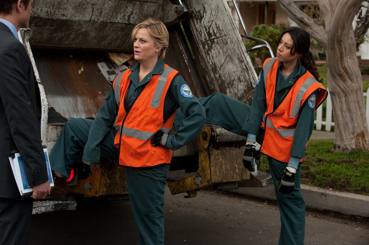 """Photo from the episode """"Women In Garbage"""""""