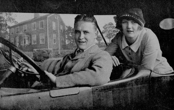 f-scott-fitzgerald-in-car
