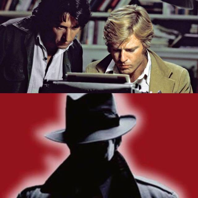 """All The President's Men"" (1976) / ""Deep Throat"""