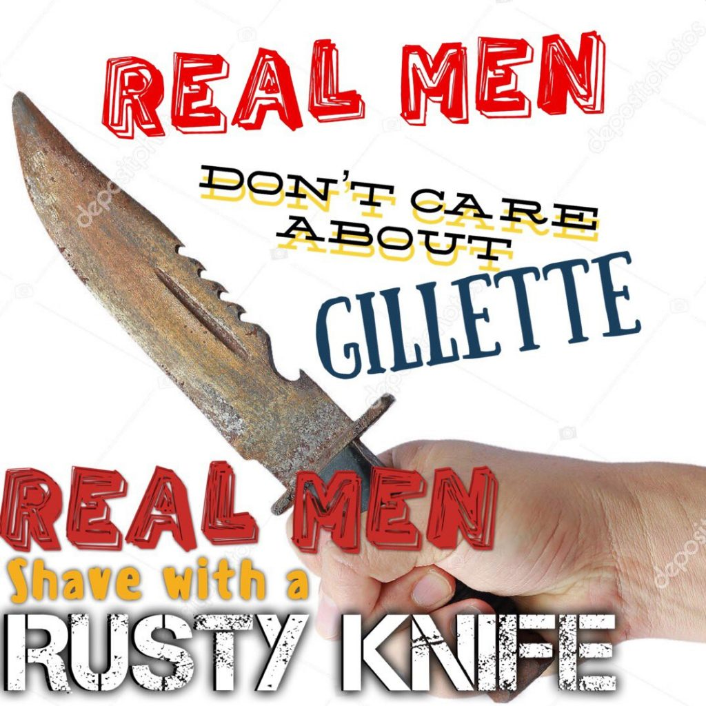 Gillette meme Outrage Marketing